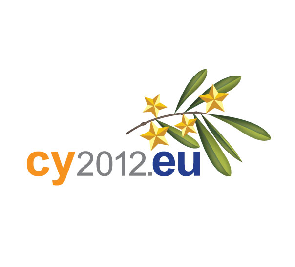 Logo for the Cyprus Presidency of the Council of the EU 2012